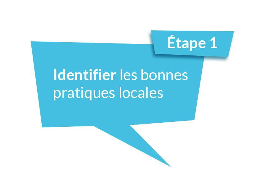 Identifier les bonnes pratiques locales